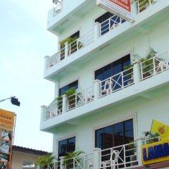 Отель Lamai Guesthouse вид на фасад фото 2