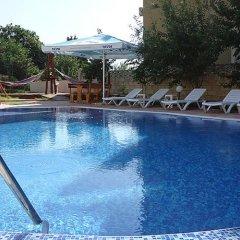 Aquarelle Hotel & Villas бассейн фото 3