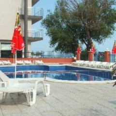 Отель Carina Beach Aparthotel - Free Private Beach детские мероприятия