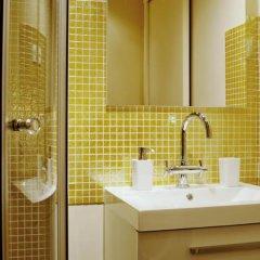 Отель Bastille Villa Франция, Париж - отзывы, цены и фото номеров - забронировать отель Bastille Villa онлайн ванная