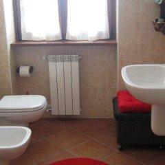 Отель Cascina Salazzara Маджента ванная