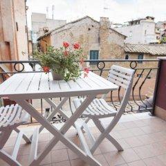 Отель Profumo Di Roma Италия, Рим - отзывы, цены и фото номеров - забронировать отель Profumo Di Roma онлайн балкон