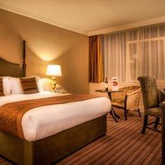 Отель Ballsbridge Hotel Ирландия, Дублин - 1 отзыв об отеле, цены и фото номеров - забронировать отель Ballsbridge Hotel онлайн комната для гостей фото 2