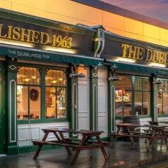 Отель Ballsbridge Hotel Ирландия, Дублин - 1 отзыв об отеле, цены и фото номеров - забронировать отель Ballsbridge Hotel онлайн гостиничный бар