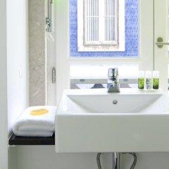 Отель Gat Rossio Лиссабон ванная фото 2