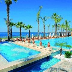 Alexander The Great Beach Hotel бассейн фото 3