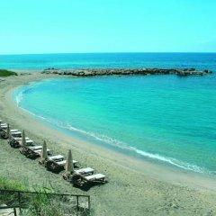 Alexander The Great Beach Hotel пляж