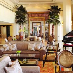 Alexander The Great Beach Hotel интерьер отеля фото 2