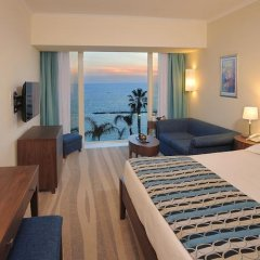 Alexander The Great Beach Hotel комната для гостей фото 5