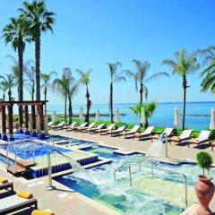 Alexander The Great Beach Hotel бассейн фото 2