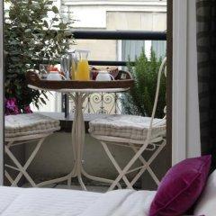Отель Résidence Alma Marceau балкон