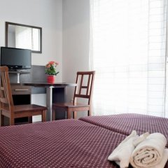Отель Residhotel les Hauts d'Andilly удобства в номере фото 2