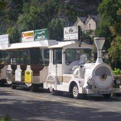 Отель Kyriad Cahors городской автобус