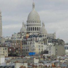 Отель Mercure Paris Montmartre Sacré Coeur балкон