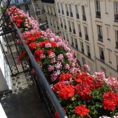 Отель Vendôme Saint Germain балкон