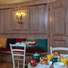 Отель Hôtel de la Motte Picquet Франция, Париж - отзывы, цены и фото номеров - забронировать отель Hôtel de la Motte Picquet онлайн питание фото 2