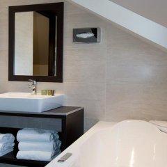 Отель Choiseul Opera Франция, Париж - отзывы, цены и фото номеров - забронировать отель Choiseul Opera онлайн ванная фото 2
