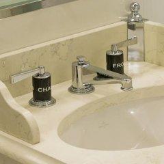 Отель Hôtel Keppler Франция, Париж - 1 отзыв об отеле, цены и фото номеров - забронировать отель Hôtel Keppler онлайн ванная