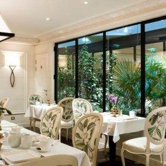 Отель Hôtel Keppler Франция, Париж - 1 отзыв об отеле, цены и фото номеров - забронировать отель Hôtel Keppler онлайн питание фото 3