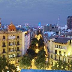 Отель Ático En Paseo De Gracia Барселона приотельная территория фото 2