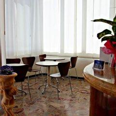 Отель MOROLLI Римини интерьер отеля