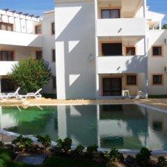 Отель Jardins da Falesia бассейн фото 3