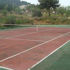 Отель Villa Calvia спортивное сооружение