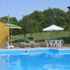 Отель B&B L'Infinito Италия, Монтекассино - отзывы, цены и фото номеров - забронировать отель B&B L'Infinito онлайн бассейн