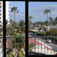 Отель Villa Miel балкон