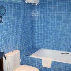 Отель Casa Estampa Испания, Вьельа Э Михаран - отзывы, цены и фото номеров - забронировать отель Casa Estampa онлайн ванная фото 2