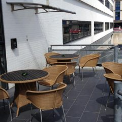 Отель Scandic Aalborg City балкон
