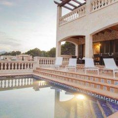 Отель Villa Barbara бассейн фото 3