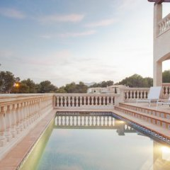 Отель Villa Barbara бассейн фото 2