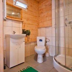 Отель Domki u Ciaptoka ванная фото 2