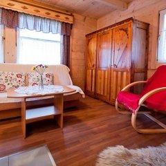 Отель Domki u Ciaptoka комната для гостей фото 3