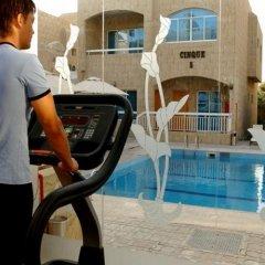 Отель Verona Resort ОАЭ, Шарджа - 5 отзывов об отеле, цены и фото номеров - забронировать отель Verona Resort онлайн фитнесс-зал
