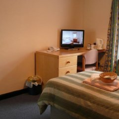 Отель Luther King House комната для гостей фото 4