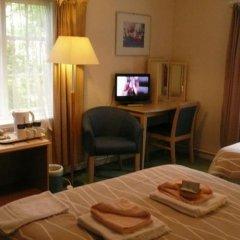 Отель Luther King House комната для гостей фото 3