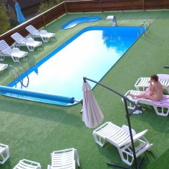 Гостиница Horinis бассейн