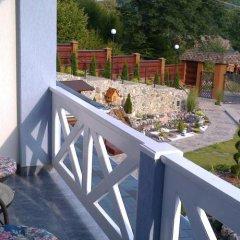 Гостиница Horinis балкон
