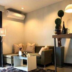 Апартаменты Byg Boutique Service Apartment At Kamala развлечения