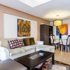 Отель The Residence Kalim Bay комната для гостей фото 2