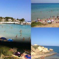 Отель Villa Maria Фонтане-Бьянке пляж фото 2