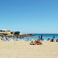 Отель 28 Athena Beach Villa пляж