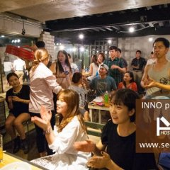 Inno Guesthouse & Bar Hongdae - Hostel питание фото 2