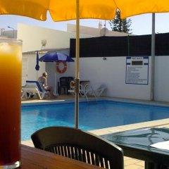 Отель Apartamentos Sereia da Oura бассейн фото 3