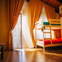 Jaunty Riders Hostel комната для гостей фото 4