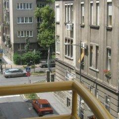 Апартаменты Apartment Oaza балкон