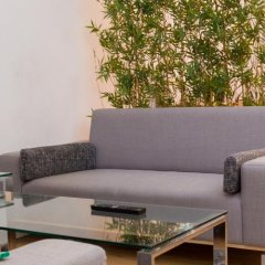 Отель Modern Apartments Польша, Познань - отзывы, цены и фото номеров - забронировать отель Modern Apartments онлайн интерьер отеля фото 3