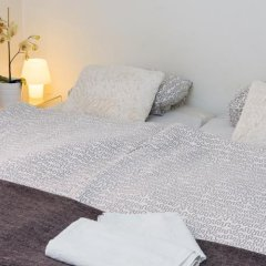 Отель Modern Apartments Польша, Познань - отзывы, цены и фото номеров - забронировать отель Modern Apartments онлайн комната для гостей фото 3